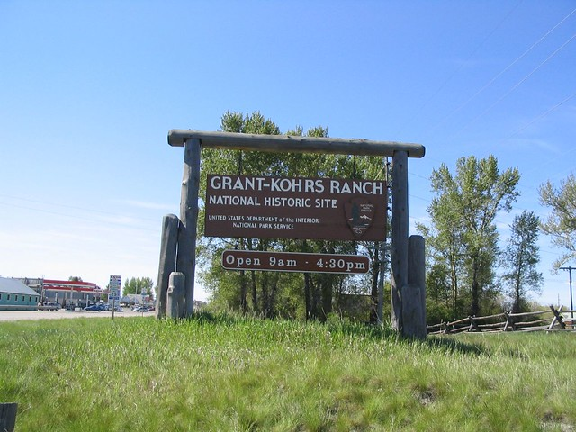 Grant-Kohrs Ranch National Historic Site, Deer Lodge, Montana