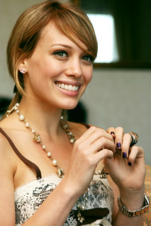 Hilary Duff flashes her million dollar smile | by dreadfuldan