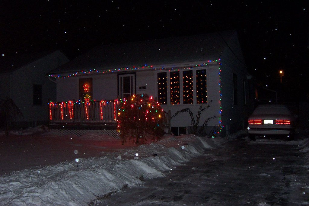 Christmas Lights For House