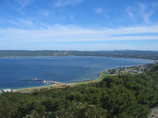 View from Mt Clarence over Princess Royal Harbour, Albany | by lloydi