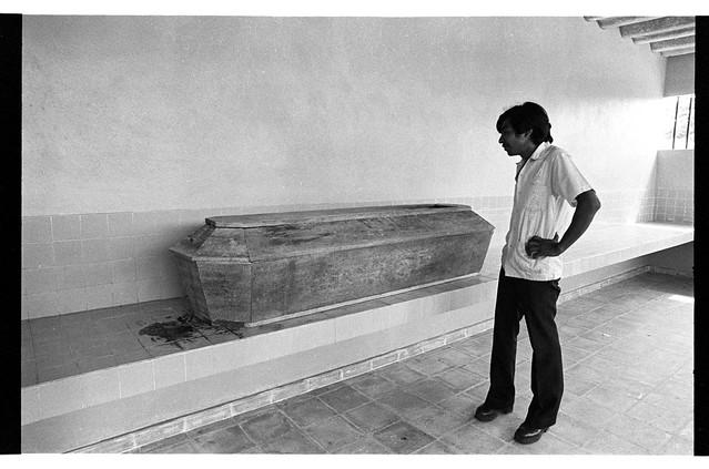 At the Morgue, San Salvador, El Salvador, 82-1 | by Marcelo  Montecino