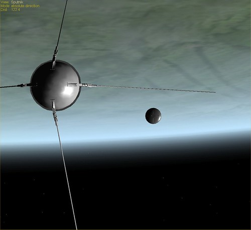 Sputnik 1 in Orbit Sep 10-4-57 | by FlyingSinger