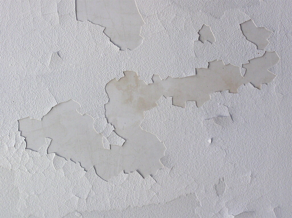 How To Paint A Wall Up To The Ceiling