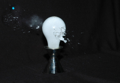 Pellet through bulb | by cell15design