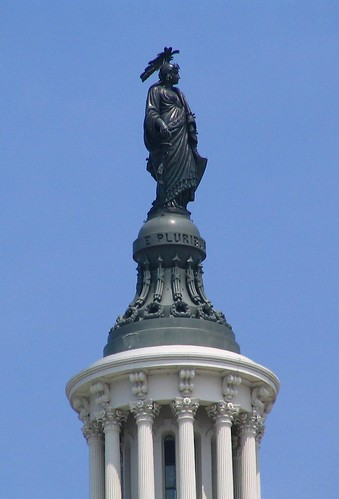 Statue of Freedom, US Capitol | by SeeMidTN.com (aka Brent)