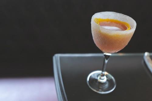 Armagnac Crusta, Gaspar's Cognac Room, Johnny Codd