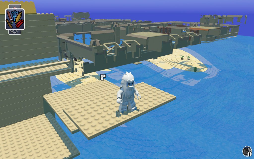 lego worlds ldd connection