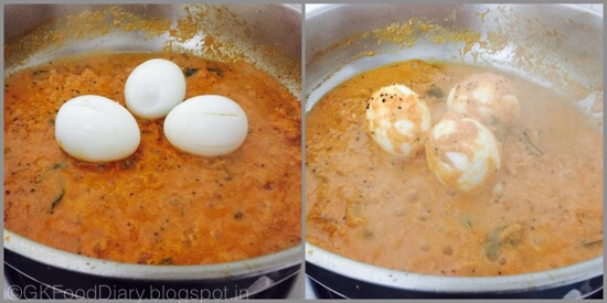 Egg Curry - step 4