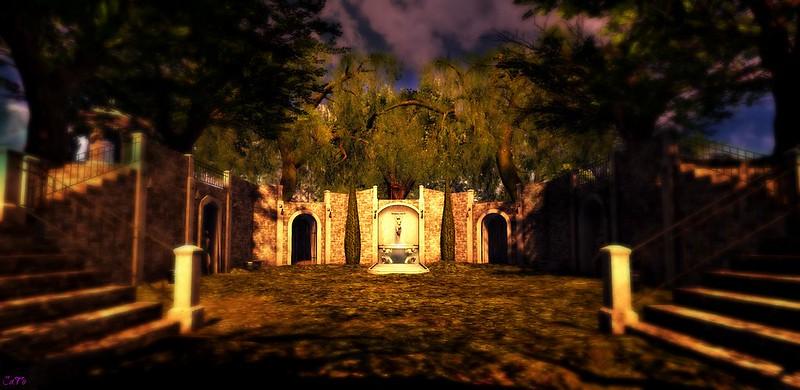 The Cyprian Garden - I