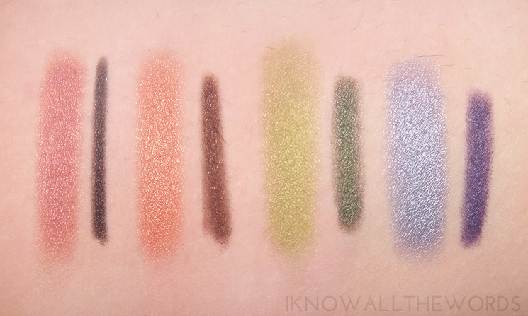 mary kay at play 2015 shadow & liner in rebel rose, caramellow, mint to be, and iced lilac (3)