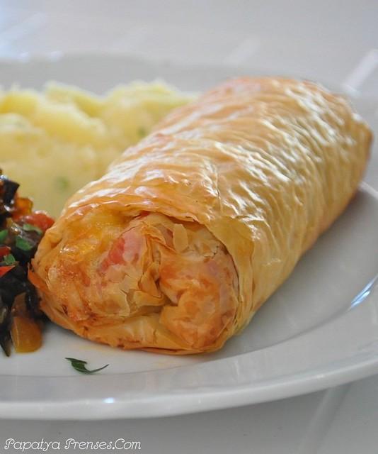 baklava yufkasında tavuk (2)