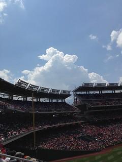 Nationals Game vs. Chicago Cubs