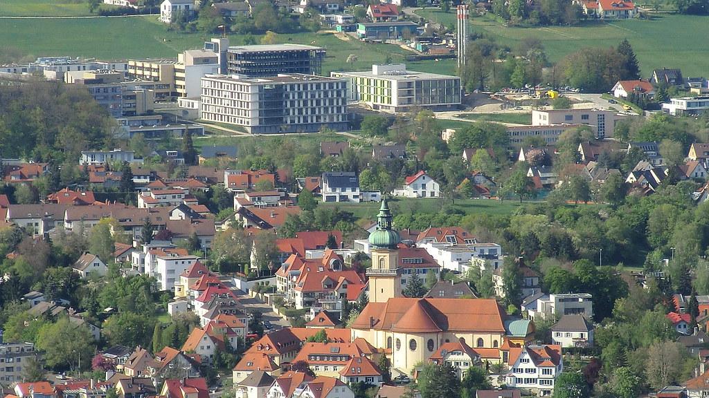 Wuerttemberg Aalen City View Reinhard Link Flickr