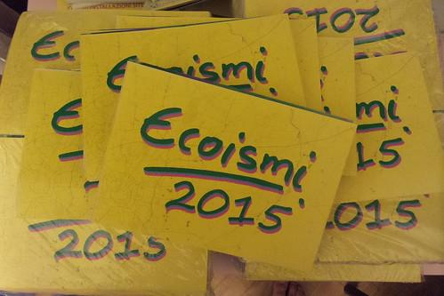 Sui livelli di diffusione di #Ecoismi2015