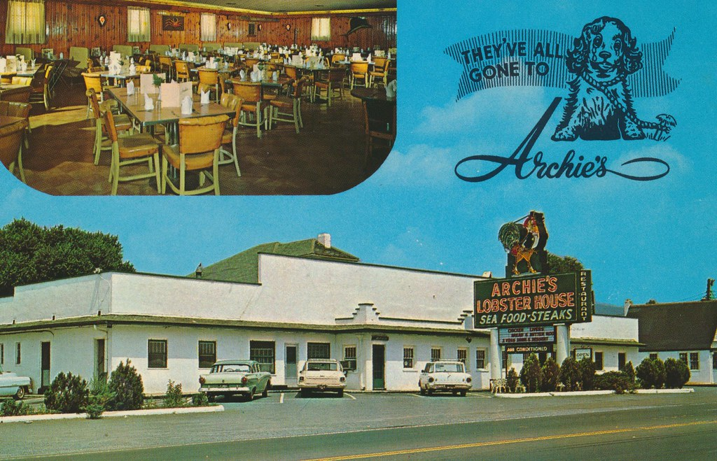 Archie's Lobster House - Roanoke, Virginia | 5 miles North o… | Flickr