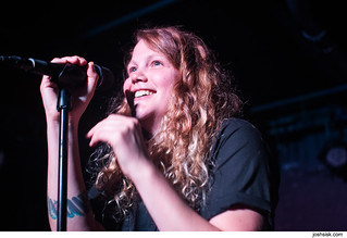 Kate Tempest @ U St Music Hall | by joshsisk