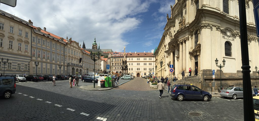 Father's Day in Prague (6/21/15)