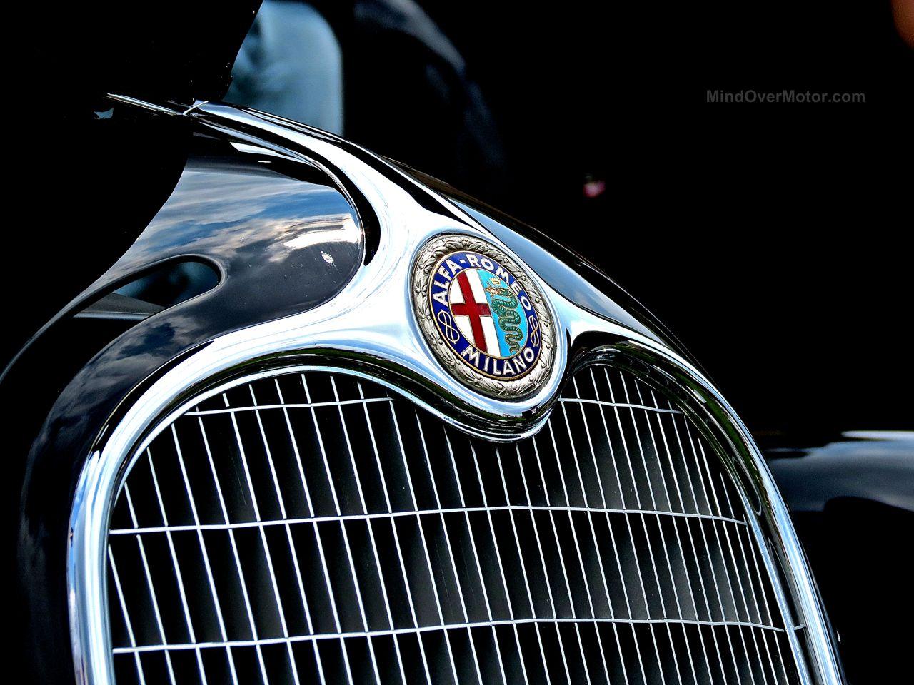 Hershey Elegance 2 Alfa Romeo 6C