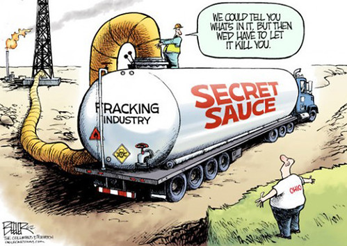 The Fracking Industry Secret Sauce | by DES Daughter