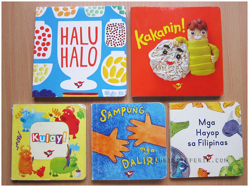 Favorite Filipino Kiddie Books