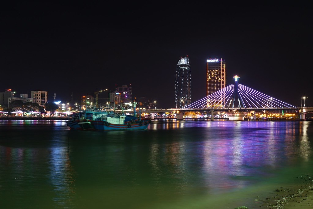Riverside in Da Nang