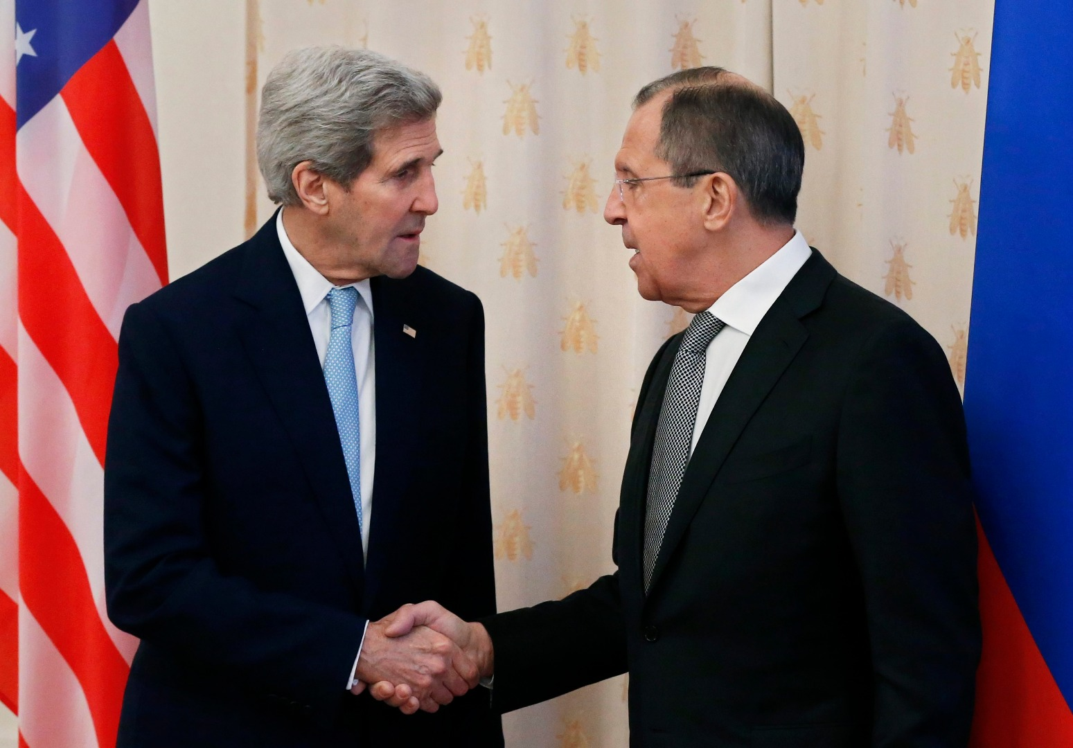 RUSSIA USA SYRIA CONFLICTS DIPLOMACY