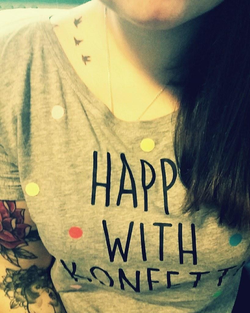 Happy With Konfetti Anna Flickr