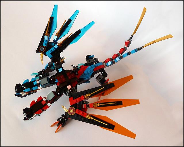 LEGO Ninjago <b>70627</b> <b>La</b> <b>Forge</b> <b>Du</b> <b>Dragon</b> [HD] - YouTube