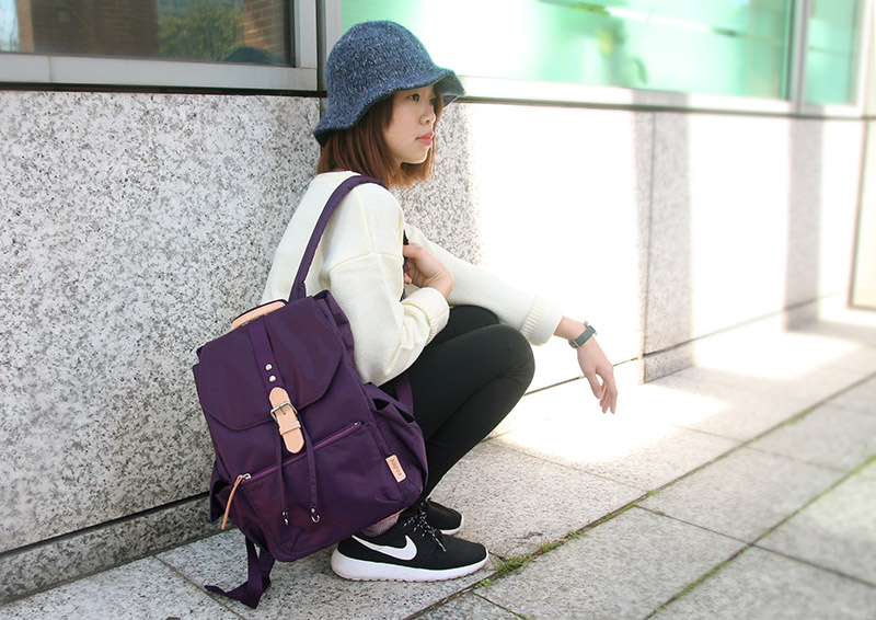 c871244b1f KOPER after light sweet caramel   Classic Lovely backpack (straps ...