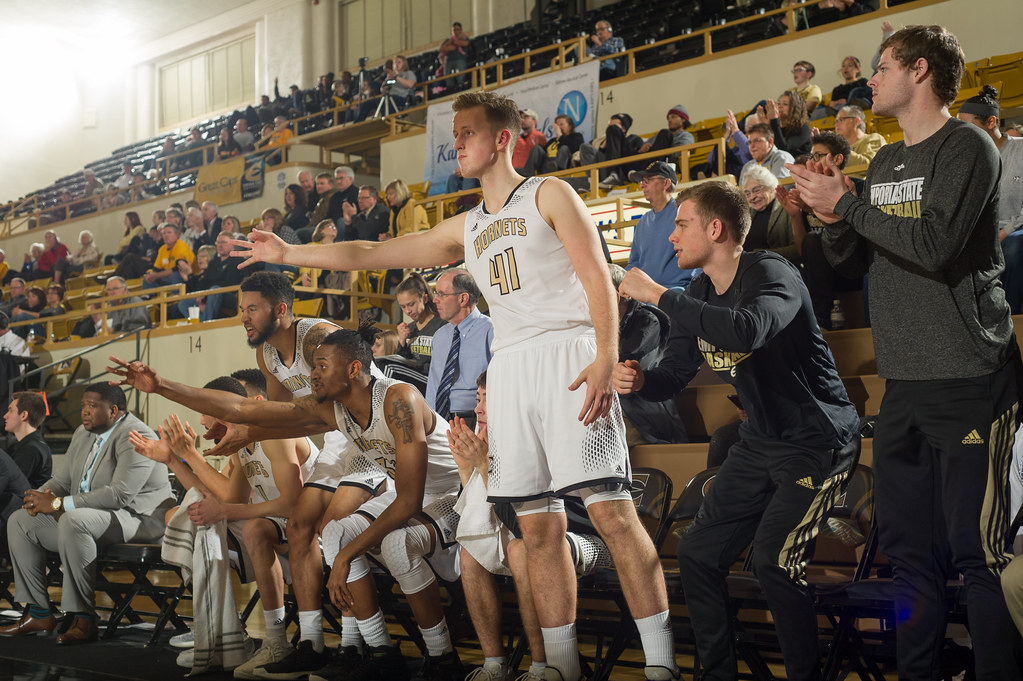 Men S Basketball Vs Fort Hays State Emporia State