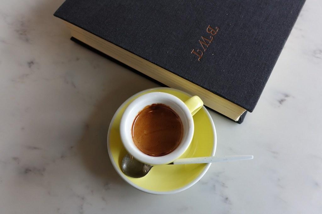 Espresso | Three Seat Espresso & Barber | Ave A | East Village | Manhattan | NYC