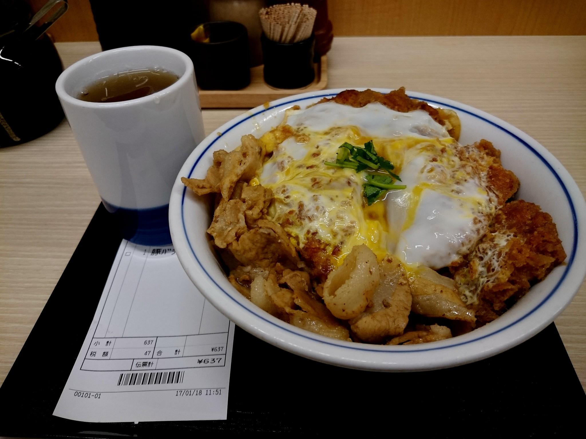 2017118 昼食