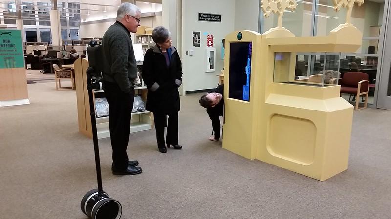 Robot Observation