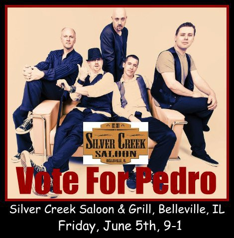 Vote For Pedro 6-5-15