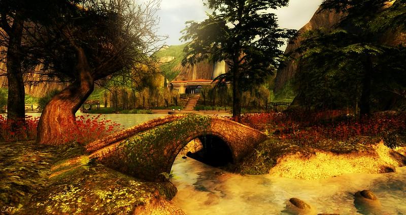 The Cyprian Garden - III