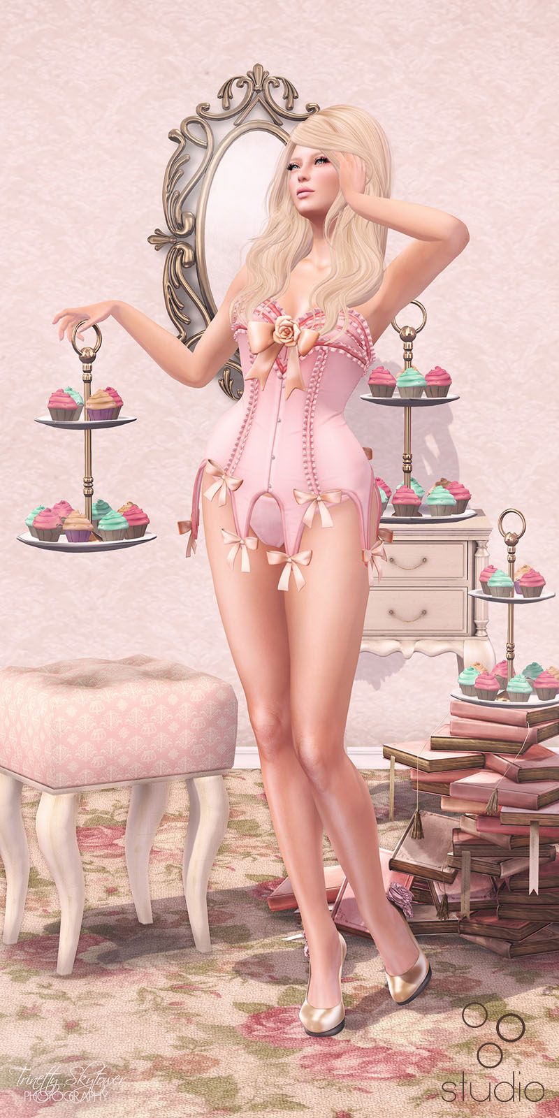 oOo Studio Cupcake