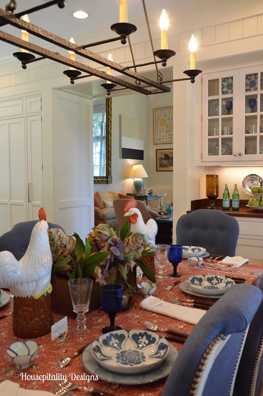 Dining Room-2015 Southern Living Idea House