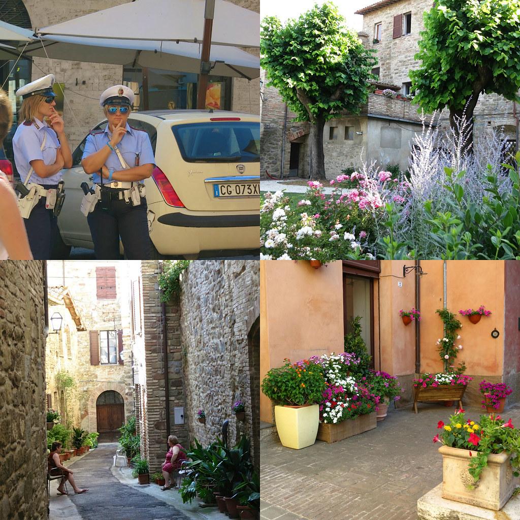 Perugia ja Bettona