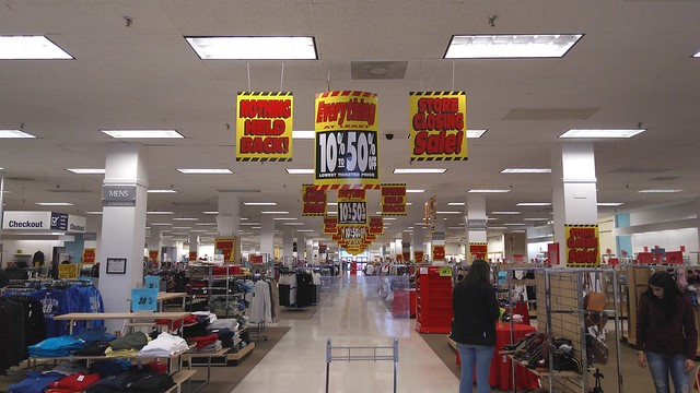 Sears -- Kingsport Town Center, Kingsport TN