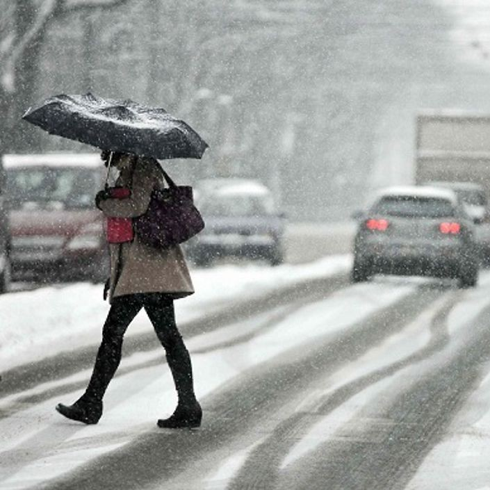 Protezione civile Campania: prosegue allerta neve e gelate