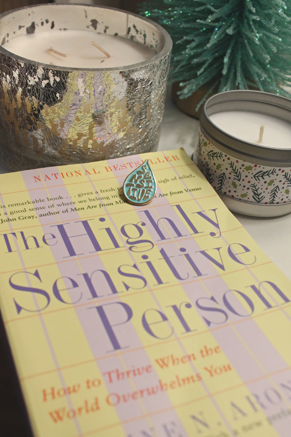 highly sensitive people self-care