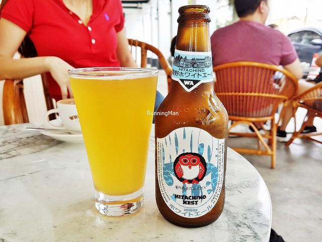 Beer Hitachino Nest White Ale