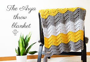 The Arya throw blanket