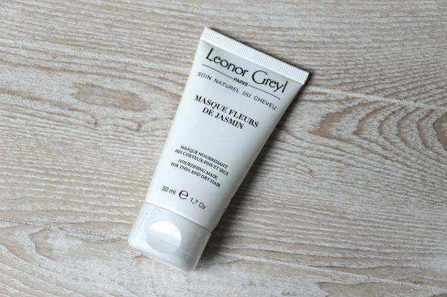Test : masque pour cheveux fleurs de jasmin Leonor Greyl