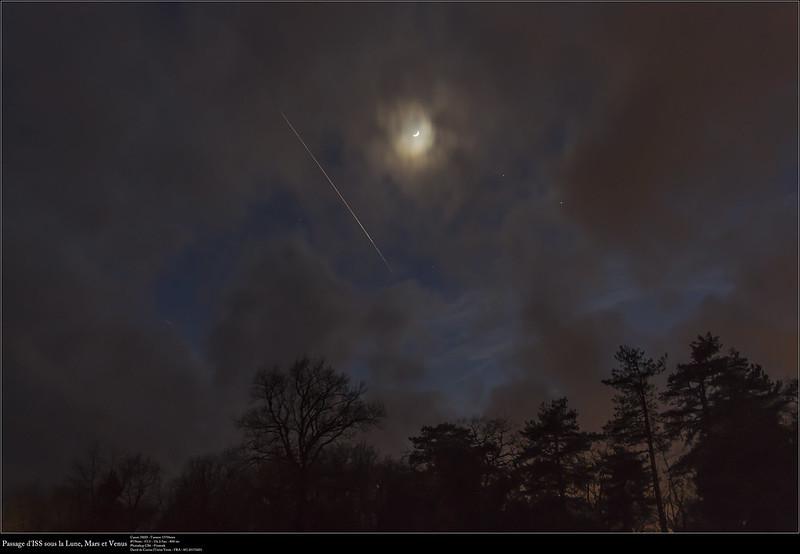 20170201_Passage ISS sous la Lune, Mars et Venus