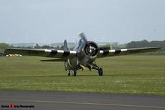 G-RUMW JV579 F - 5765 - The Fighter Collection - Grumman FM-2 Wildcat - Duxford, Cambridgeshire - 150523 - Steven Gray - IMG_4127