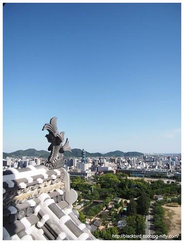 Himeji castle #10
