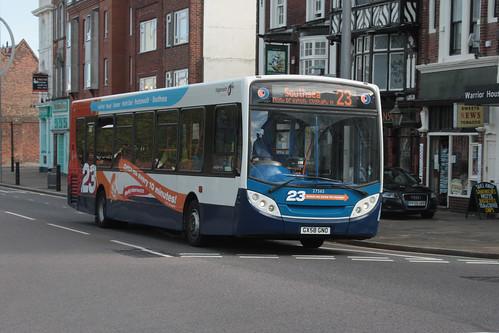 Stagecoach South 27565 GX58GNO