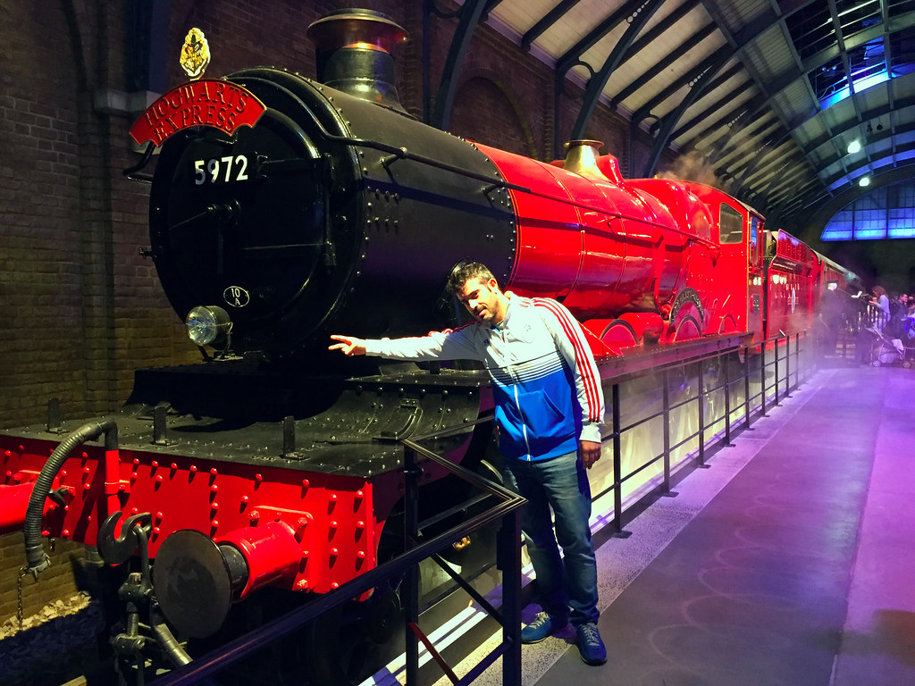 Escenarios donde se grabó Harry Potter en Londres harry potter - 18583052863 1a7a4af8d2 b - Harry Potter Studios en Londres