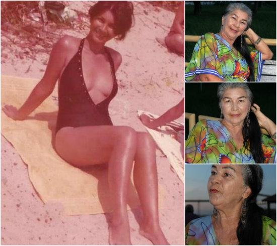 Tiana Gama, ousadia.
